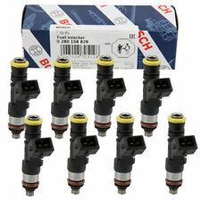 8x For Bosch Ls3 Ls7 210lb 2200cc Hi Impedance Fuel Injectors 0280158829