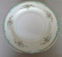 "Noritake Avon with a Floral Design  & 7 1/2"" in Diam. Desert Plate"