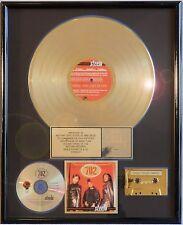 "702 RIAA RECORD AWARD ""STEELO"" MISSY ELLIOTT GOLD Kameelah Williams"