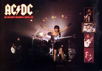 AC/DC 1981 Atlantic Records Original Promo Poster