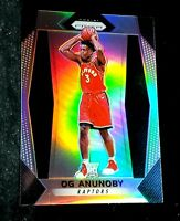 2017-18 Panini Prizm OG ANUNOBY Silver Prizms Refractor #38 RC ROOKIE Gem Mint