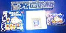 Brain Drain [PAL-EUR] - Game Boy
