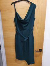 Green Evening Dress Size 14