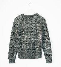 Isabel Marant Pull Tricoté Etoile Gris magnifique 1501 gr.1 Sweater 2013