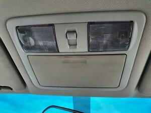 NISSAN PATHFINDER COURTESY LIGHT FRONT, WITH SUNGLASS HOLDER, R51, 07/05-09/13