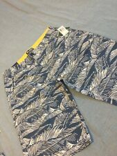 LRG LIFTED RESEARCH GROUP JUNGLE SHORTS IN BLUE SZ 32 !!! NEW !!!