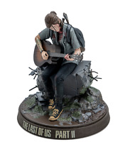 The Last Of Us Part II 2 Official Collectors Edition Ellie Statue Figure NO GAME