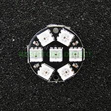 LED Jewel 7 x WS2812B 5050 RGB Integrated Drivers Arduino 7 Bit Y37