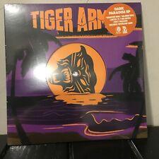 "New Sealed Tiger Army Dark Paradise EP Scorpion Bowl Orange Vinyl 7"" LTD To 1100"