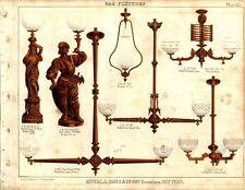 Gas Lamp Light Catalogs HUGE COLLECTION Mitchell Vance Thackara Gibson Hooper