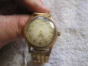 Vintage Benrus 25 Jewels Self-Winding Watch