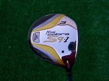 King Cobra S9 1 15 Degree 3 Fairway Wood Graphite Ladies Flex Shaft Right Hand