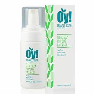 Oy! Foaming Clear Skin Facewash (100ml)