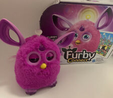 2016 Furby Connect Interactive Friend Pink Purple Plush Working No Mask