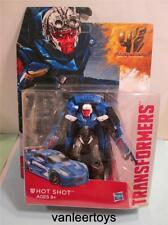 Transformers 4 AOE Age of Extinction Deluxe Class HOT SHOT Generations Corvette
