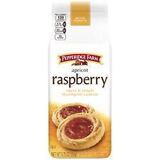 Apricot Raspberry Thumbprint Cookies, 6.75 oz. Bag