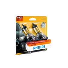 2 PCS Philips Headlight Bulb For 2000 Chrysler Grand Voyager Hi/Lo Beam