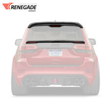 Top mid spoiler for Jeep Grand Cherokee SRT laredo trackhawk 2013 - 2020