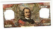 FRANCE Billet 100 FRANCS 06/11/ 1975 CORNEILLE  FAY°65  P.887  SUP++/SPL