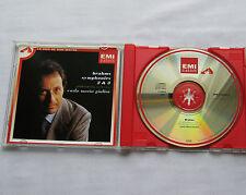 GIULINI / BRAHMS Symphonies 2 & 3 HOLLAND CD EMI CDM 2 53667 2 (1991) M/NM