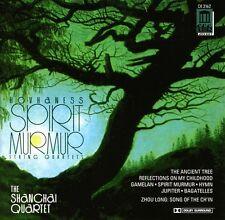 Shanghai Quartet - Spirit Murmer String Quartets 1 3 4 2 (Suite) [New CD]