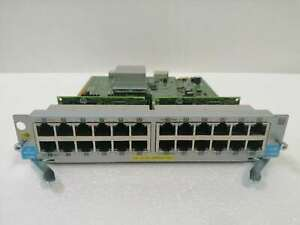J9986A  HP 24p 10/100/1000BASE-T PoE+ v3 zl2 Module