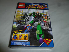 New Lego Dc Universe Super Heroes 6862 Superman Vs Power Armor Lex Wonder Woman