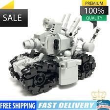 MOC 24110 Action Figure Metal Slug Tank Super Vehicle 001 Assembled Model Blocks