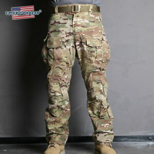 Emerson Blue Label G3 Combat Pants Mens Duty Camo Airsoft Military Army Trousers