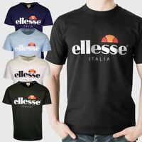 Ellesse Men's Emilien TMC 7 Italia S/S T-Shirt
