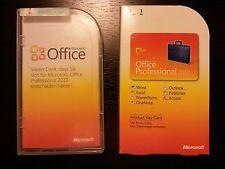 Microsoft Office 2010 Pro Professional / Vollversion / deutsch / PKC / 269-14838