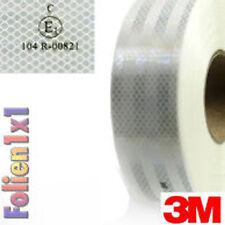 3,58€//m 3M Scotchlite Konturmarkierung Reflexfolie gelb Warnmarkierung 5mx55mm
