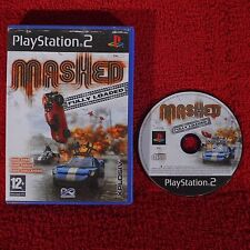 MASHED FULLY LOADED - PlayStation 2 PS2 ~PAL~12+ Racing/Action Game