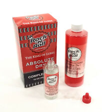 Rock N Roll Lubrication Absolute Dry 16oz Bicycle Chain Lube