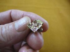 (r48-4) 4.7 gram Bismuth rainbow crystal element Bi gemstone Mineral specimen US