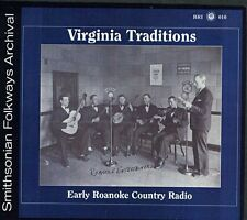 Various Artists - Early Roanoke Country Radio / Various [New CD]