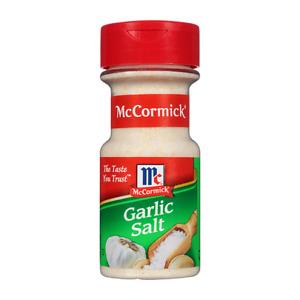McCormick Garlic Salt