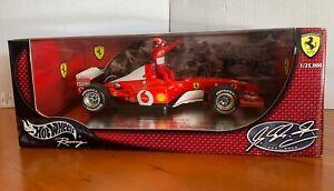 HotWheels Racing 5 Times World Champion Michael Schumacher 1994-02 Ltd. Ed. 1:18