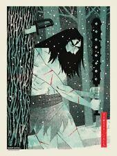 MONDO SAMURAI JACK ART PRINT (VARIANT) 18X24 METHANE STUDIOS