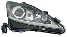 2011 LEXUS IS250 IS350 HID TYPE HEADLIGHT HEAD LAMP UNIT - RIGHT