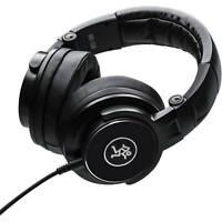 Mackie MC-150 Closed-Back, Over-Ear Studio Professional closed back Headphones