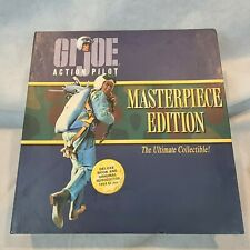 GI Joe Action Pilot Masterpiece Edition Deluxe Book and Reproduction 1964