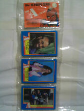 Topps (45) Photo cards the A-Team rack pack set (unopen)