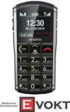 Emporia Pure Senior Phone Mobile Cell Phone Black Emergency Call SOS Genuine New