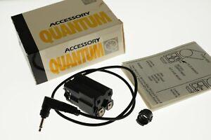Quantam Bantam Locking module XA2 for Vivitar 283,285 etc. Used in box.