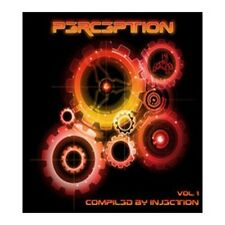 Perception volume 1 CD nuovo DNA/Outsiders/Injection