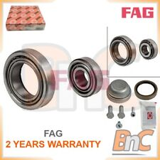 FAG FRONT WHEEL BEARING KIT MERCEDES-BENZ CHRYSLER OEM 713667360 2103300051