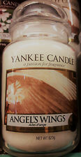 Yankee Candle Angel Wings 623 gr.-SCHLUSSVERKAUF