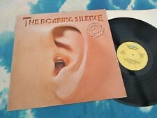 MANFRED MANN'S EARTH BAND - The Roaring Silence GERMAN LP