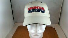 Honda Marine Proven Adjustable Size Hat Baseball Cap New